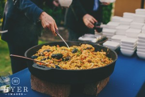 Sustainable Seafood Paella